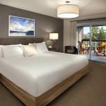 Summit Lodges Bedroom