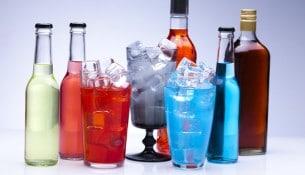 alcohol bottles no brand