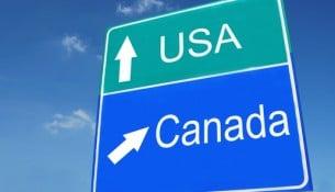 USA-CANADA crossborder