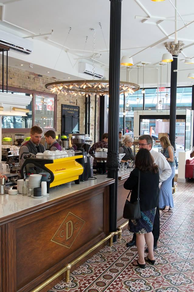 Dineen Coffee Shop
