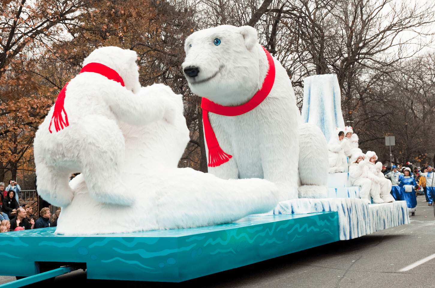 Coca-Cola-Santa-Claus-Parade-Toronto