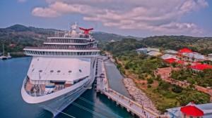 Honduras Carnival Valor Cruise