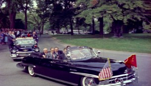 """Khrushchev Does America"" documentary"