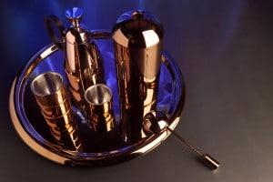 """Чайный набор от дизайнера Тома Диксона; фото- страница IDS в """"Фейсбуке"""""""