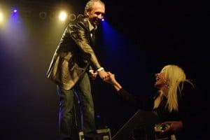 Выступление Savage в Чикаго (фото с сайта: https://www.savage-music.it/)