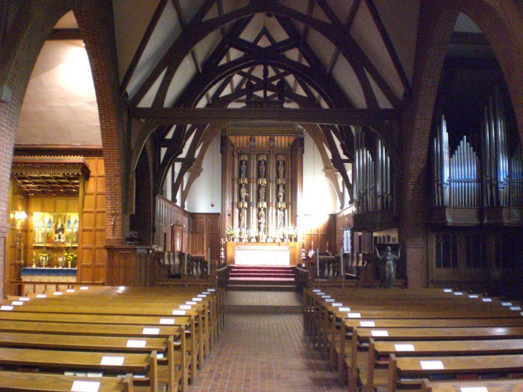 Англиканская церковь St. Thomas превратится в концертный зал